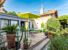 Air Rental - Villa mer et soleil, Марсель (рядом с городом Bas Cadeneaux)