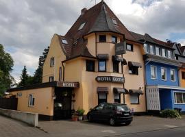 Hotel Goethe, Köln (Lövenich yakınında)