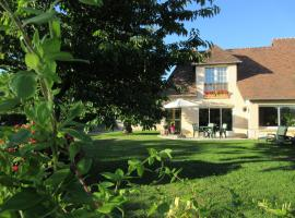 Gite De La Balle De Golf, Жюмьеж (рядом с городом Yainville)