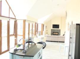 Penthouse, Park Royal Apartments, 841 Lisburn Road, Белфаст (рядом с городом Dunmurry)