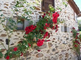 maison d'hotes Le Ranfort, Sousceyrac (рядом с городом Calviac)