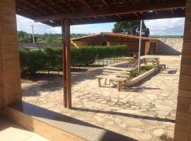 Hotel Mirante do Vale, Itabaiana (Itambé yakınında)