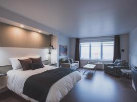 Les suites de la chocolaterie, Ville-Marie (Redwater yakınında)