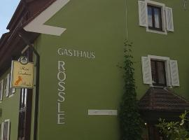 Hotel Gasthaus Rössle
