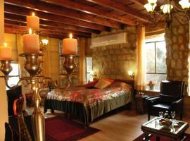 Beit Shalom Historical boutique Hotel, Метула
