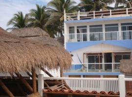 Casa de las Olas Surf & Beach Club