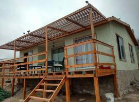 totoralillo casas y cabanas thania, Totoralillo