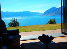Bellevue Lakefront Lake Hawea Wanaka