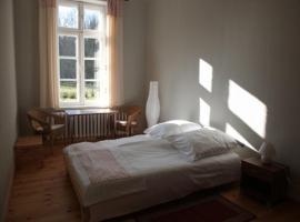 Herrenhaus Marienhof, Krakow am See (Groß Grabow yakınında)