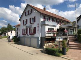 Garni Hotel Heuberger Hof, Wehingen (Deilingen yakınında)