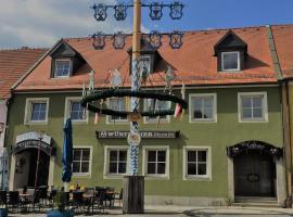"""Haus """"Grüner Baum"""", Windischeschenbach"""