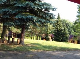 Rekreacni stredisko Plostina, Tichov (Haluzice yakınında)