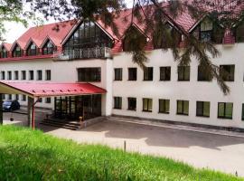 Hotel Iakkimaa, Lakhdenpokhya