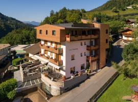 Hotel Pension Sonnegg, Saltusio