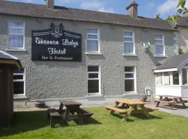 Shannon Lodge Hotel, Banagher