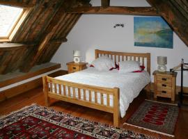 Val Rive - Rose Cottage, Динан (рядом с городом Léhon)