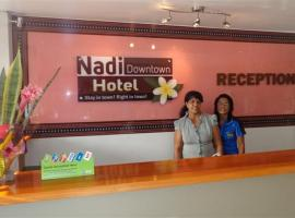 Nadi Downtown Hotel, Нади (рядом с городом Денарау)