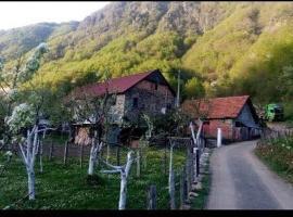 Guest House Ulaj, Vusanje (Valbonë yakınında)