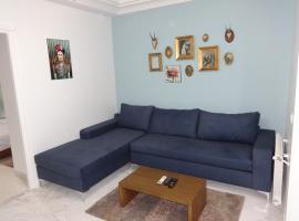 Appartement Les Palmerais