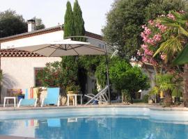 La Villa Des Claux, Les Mages (рядом с городом Rousson)