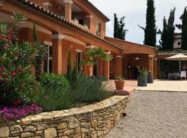 Villa Catharina, Lorgues (рядом с городом Saint Antonin du Var)