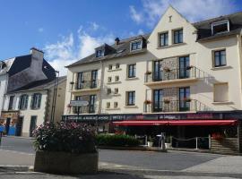 Le Relais De La Place, Le Faou (рядом с городом Trégarvan)