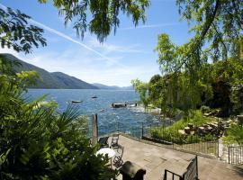 Residence Vista Lago, Cannobio (Spasu yakınında)