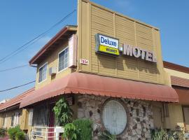 Deluxe Motel, Los Angeles Area, Downey (in de buurt van Bell Gardens)