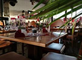 Peerless Dine, Heidenheim an der Brenz (Herbrechtingen yakınında)
