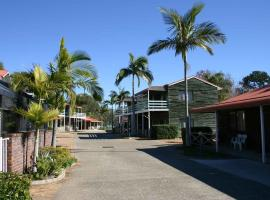 Koala Resort Motel, Manly