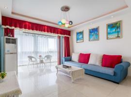 Bohemia Style River View Apartment Suite, Luoyang (Baimasi yakınında)