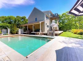 #OB Pool House