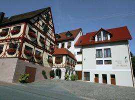 Gasthof Hotel Zum Hirsch***S, Kirchen