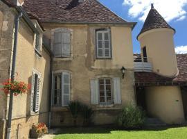 Domaine de Surgy, Surgy (рядом с городом Châtel-Censoir)