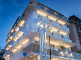 White Suite & Apartments, Bellaria-Igea Marina (Igea Marina yakınında)