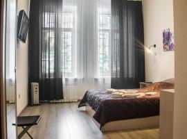 Apartments on Lebedeva 10V