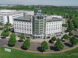 Globana Airport Hotel, Schkeuditz (Kötschlitz yakınında)