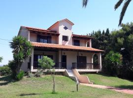 Villa Drepano, Kallithéa (рядом с городом Дрепанон)