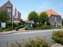 Hotel Friesische Wehde, Bockhorn (Neuenburg yakınında)