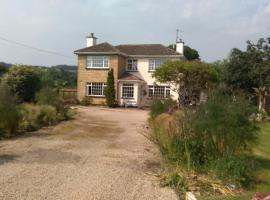 MountfinHouse, Ballycarney (рядом с городом Bunclody)