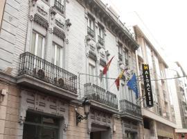 Hotel Albacete, Albacete (La Felipa yakınında)