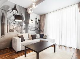 Wawel Angel Plaza Apartments by Amstra Luxury Apartments