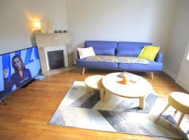 Nice apartment 10 minutes from Paris, Meudon