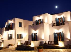 Aeolos Hotel, Ираклия (рядом с городом Áyios Yeóryios)