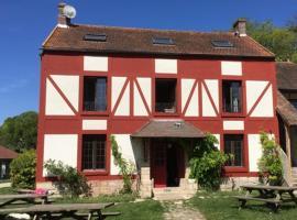 Chambres au Domaine de Seraincourt, Seraincourt (рядом с городом Meulan)