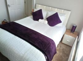 Nevana Guest House, Kettering (tuvumā vietai Rothwell)