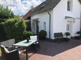 Apartment-Gästezimmer Jacobi, Calden (Schäferberg yakınında)