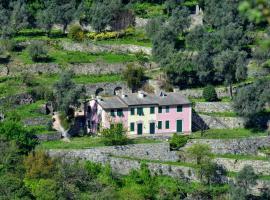 Villa Olivari - apt il Cedro, Camogli (Portofino Vetta yakınında)