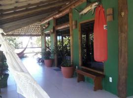 Casa Verde, Barra Grande (Tabatinga yakınında)