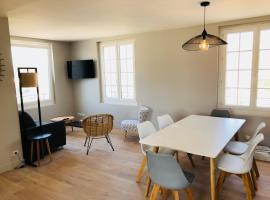 Appartement vue mer refait à neuf